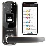 ultraloq UL3BT Bluetooth inteligente y pantalla táctil de huellas dactilares Lock, Ultraloq UL3 BT AB