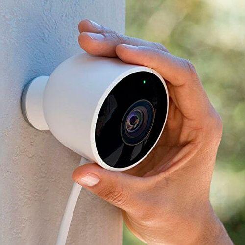 cámara seguridad exterior