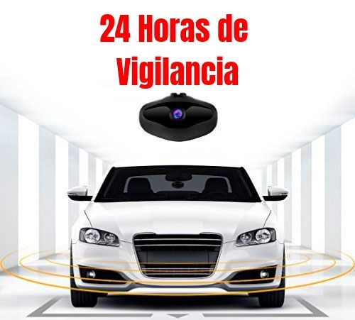 camara vigilancia coche
