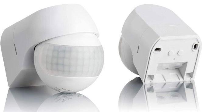 sensor de movimiento exterior