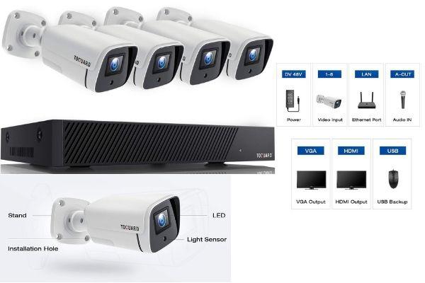 kit camaras vigilancia